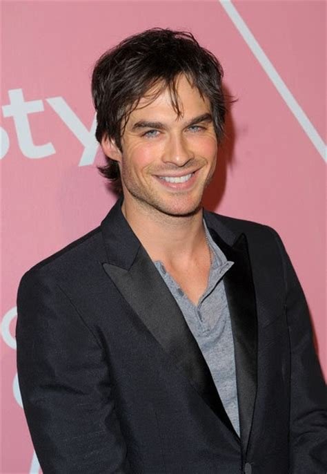 The Journey To The Top: I love you Ian Somerhalder!