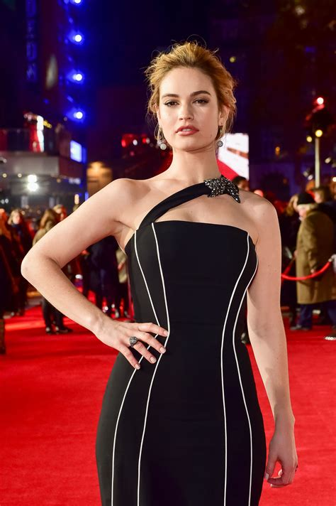 Lily James photo gallery - 454 best Lily James pics