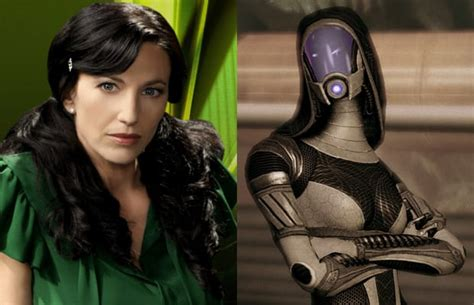 """claudia black - 10 """"Mass Effect"""" Voice Actors That Will"""