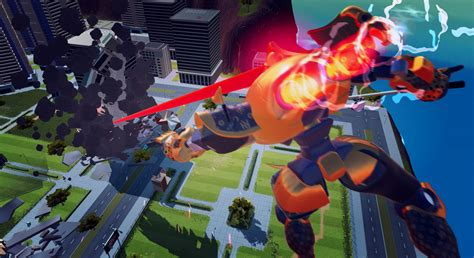 100ft Robot Golf (PS4 / PlayStation 4) Game Profile   News