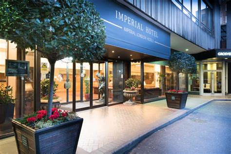 Hotel The Imperial Hotel, London - trivago