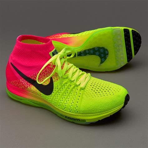 Nike Womens Zoom All Out Flyknit OC - Multi-Color/Multi