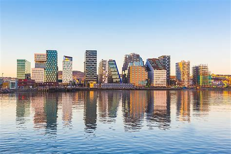 What Is The Capital City Of Norway? - WorldAtlas