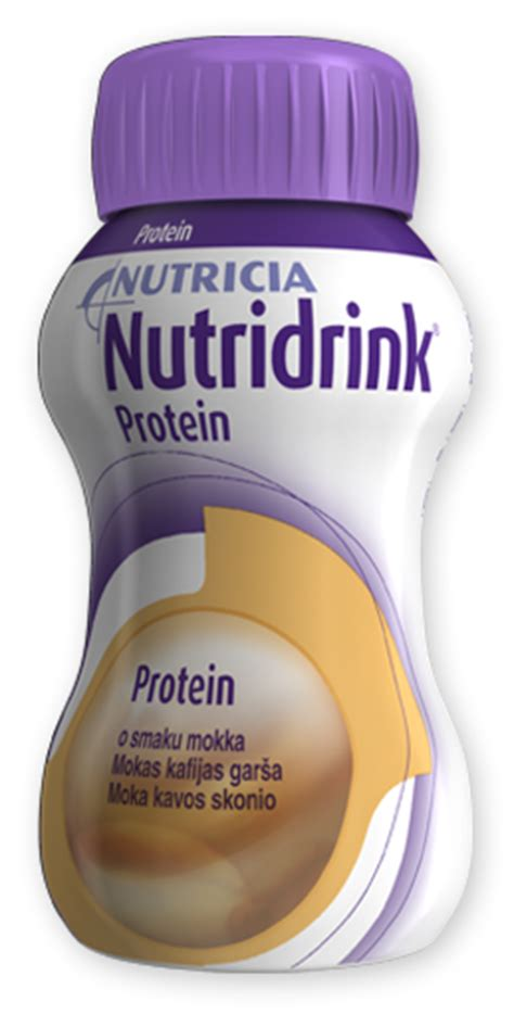 Nutridrink Protein 125ml | Nutricia oncology
