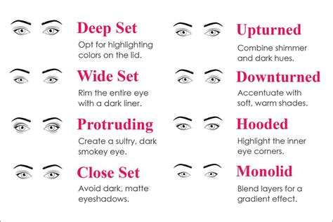 Go-To Makeup Products For All Different Eye Shapes