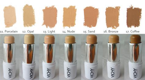 Swatch Post: Vichy Dermablend Ultra Corrective Foundation