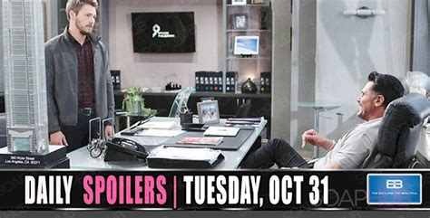 The Bold and the Beautiful Spoilers (BB): Liam Goes to