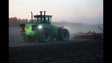 Steiger Tractor - TYRI LED Upgrade - YouTube