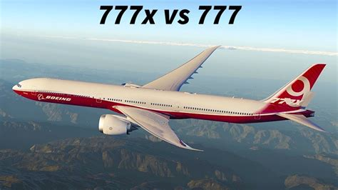 777x vs 777 | WHAT'S THE DIFFERENCE? - YouTube
