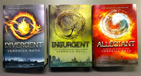 books divergent dystopian Veronica Roth insurgent yalit