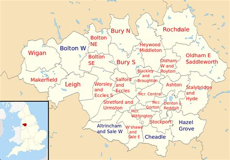 The General Election in Greater Manchester: what do the