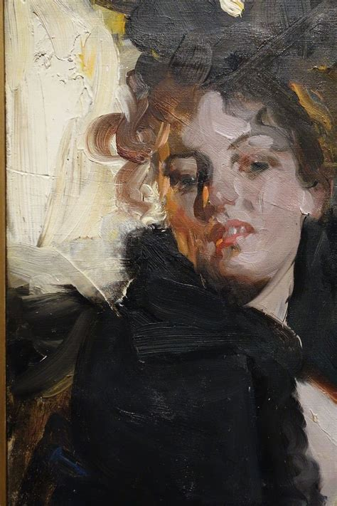 anders zorn painting - Google Search   Portrait art