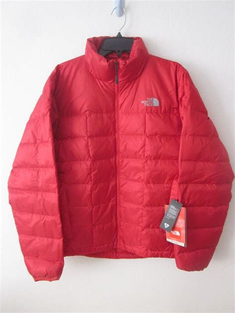 NWT The North Face Thunder 800 Down Fill Puffer Jacket