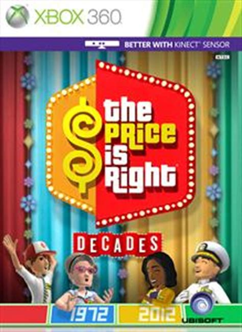 The Price is Right Decades Achievements List