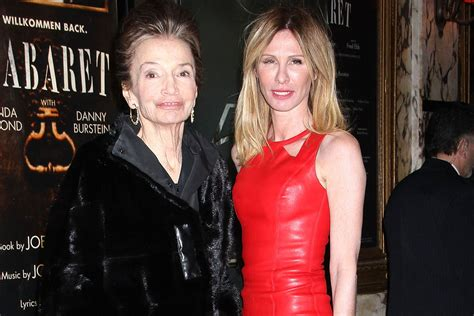 Carole Radziwill's Relationship with Mother-in-Law Lee