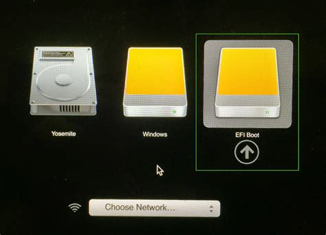 """macos - New """"EFI boot"""" drive appearing after reverting OS"""