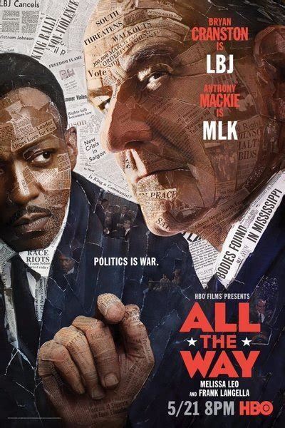 All the Way movie review & film summary (2016)   Roger Ebert