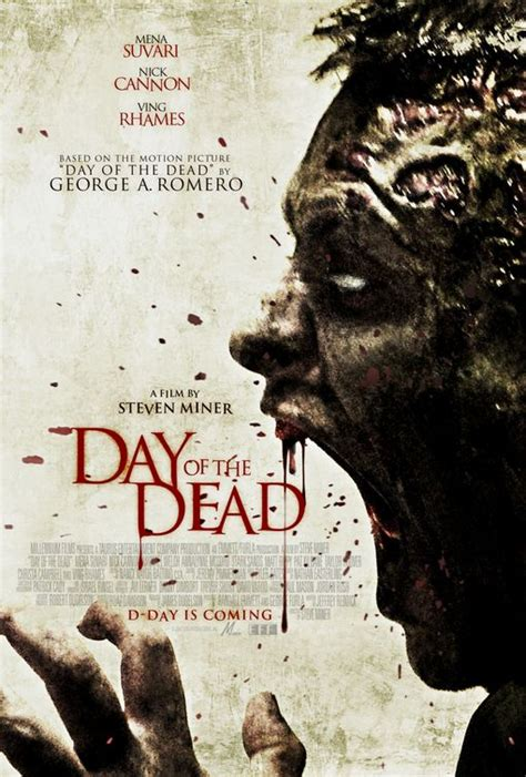 Day of the Dead Movie Poster (#2 of 3) - IMP Awards