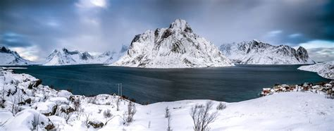 Reinefjord (With images) | Lofoten, Natural landmarks, Nature