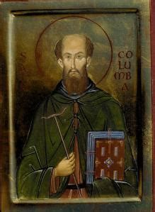 Adomnán of Iona: St Columba and the Grace of the Holy