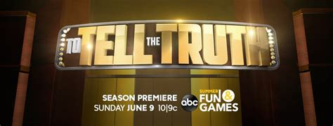 To Tell the Truth ABC TV Show on ABC: Ratings (Cancel or