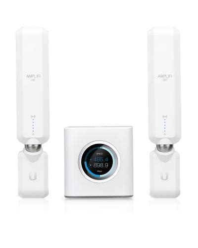 Ubiquiti Amplifi HD Home Wi-Fi System Review & Rating