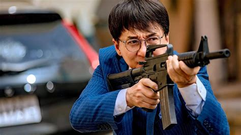 Jackie Chan almost drowned filming his latest movie 'Vanguard'