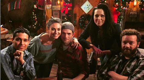 'That '70s Show' Cast Had a Major Reunion on 'The Ranch