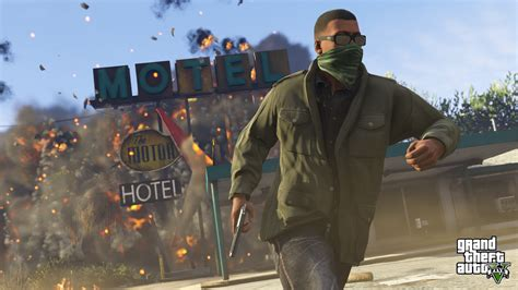 Watch the New GTA 5 Trailer Right Here - GameSpot