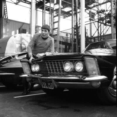 The Borger Speaks: Leonard Nimoy (Spock) And His 1964