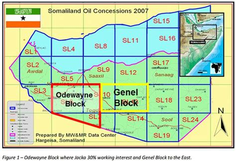 Somaliland: Genel Energy to farm-in to Jacka Resources