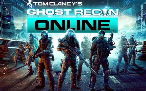 Ghost Recon Online Wallpapers | HD Wallpapers | ID #11499