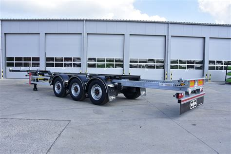 Container Chassis Back Slider BX