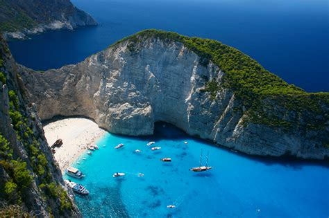 The 10+1 most beautiful beaches on the Mediterranean's