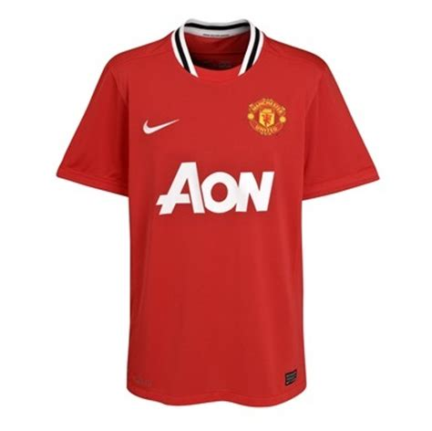 Manchester United Home Shirt for 2011-12 Season: Order Now