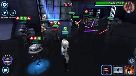 SWGOH: BEST COUNTER TRAYA !!!! Only 4 attacks !! - YouTube