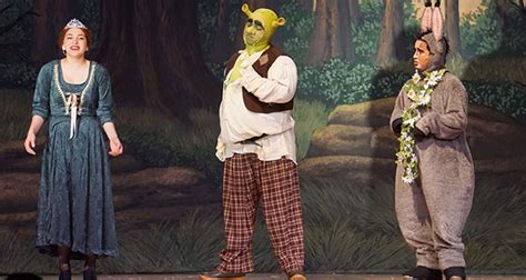 """""""Shrek the Musical"""" a great theater experience for the"""