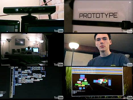 DIY Kinect Home Automation and Lighting Control Hack to