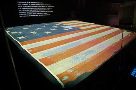 Smithsonian looking for pieces of original 'Star-Spangled