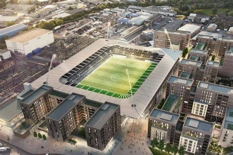 Football's coming home:AFC Wimbledon is the latest London