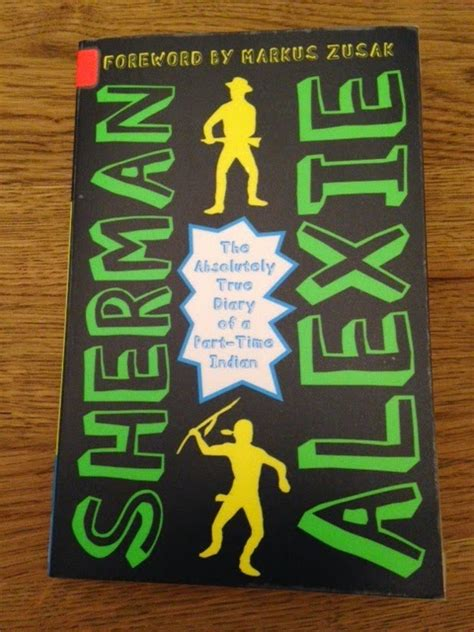 BOK&BLOGG: Sherman Alexie: The Absolutely True Diary of a