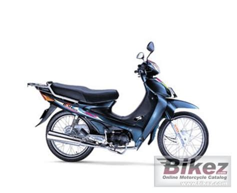 2007 Chang-Jiang BD 110 specifications and pictures