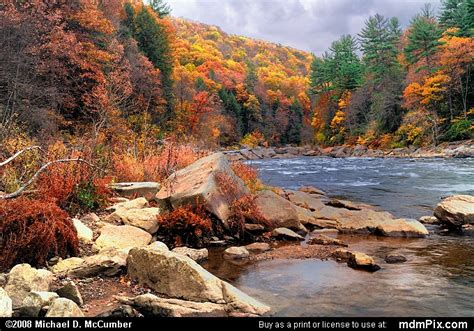 Youghiogheny River Picture 050 - October 25, 2006 from
