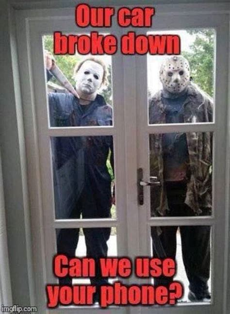 Horror Movies Gave Us Thses Chilling Memes - Barnorama