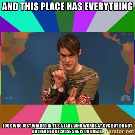 Best Stefon Quotes