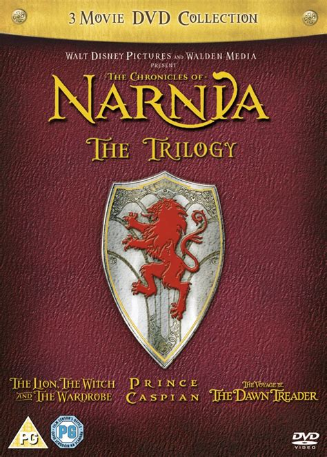 The Chronicles Of Narnia - The Trilogy (UK-import)