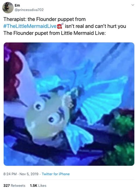 """19 Hilarious Memes And Tweets About """"The Little Mermaid"""