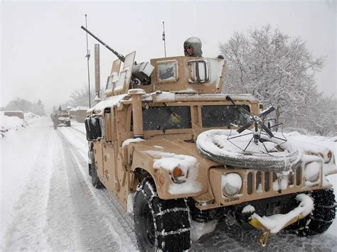 12 Military Vehicles That Will Knock Winter On Its Ass