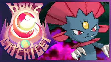 How to evolve Sneasel into Weavile in Pokemon Sun and Moon
