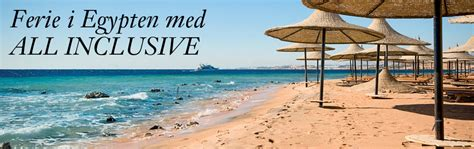 All inclusive ferie i Egypten - Bade ferie med all inclusive